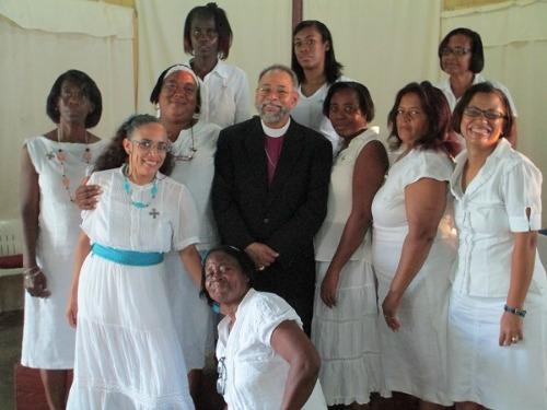 Bishop Holguin